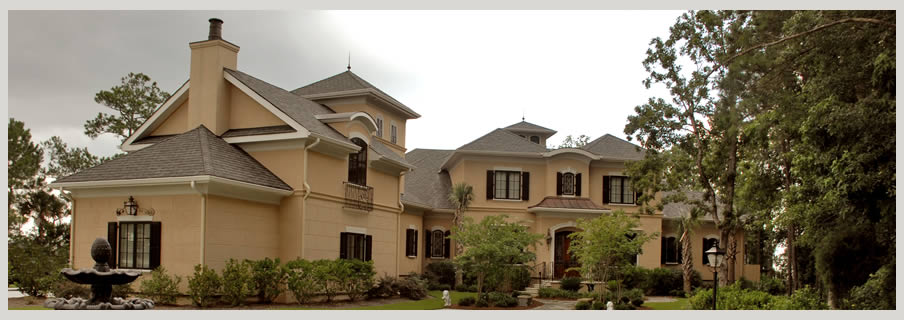 Msp Custom Homes Inc French Provincial Home