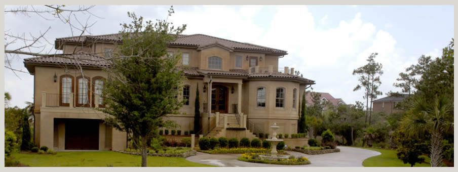 Msp custom homes inc contemporary mediterranean Mediterranean custom homes