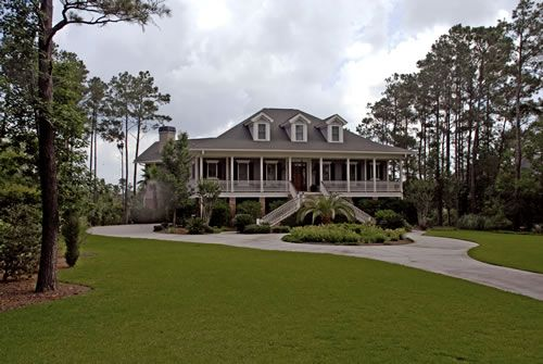 Msp Custom Homes Inc Lowcountry Cottage