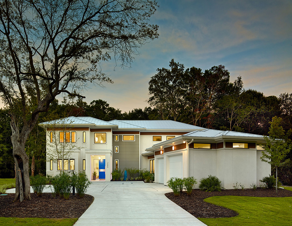 Charleston Contemporary Home Construcion